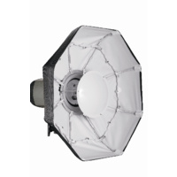 PES Foldable Beauty Dish- Bowen S Type  (White)