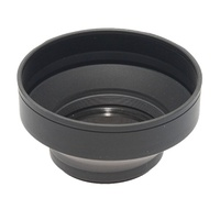 JJC 77 MM  Collapsible Rubber Lens Hood