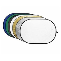 PES 7-in-1 Reflector Zip Disc 100 x 150cm