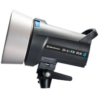 Elinchrom D-Lite RX 4 Head With Protection Cap