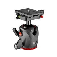 Manfrotto  X-PRO Magnesium Ball Head with Top Lock plate  MHXPRO-BHQ6