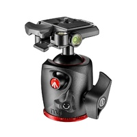 Manfrotto X-PRO Ball Head in magnesium with 200PL plate  MHXPRO-BHQ2