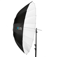 Xlite Jumbo Black / White Umbrella 180cm