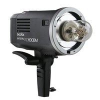 GODOX WITSTRO BARE BULB PORTABLE FLASH KIT AD600BM (BOWENS MOUNT, MANUAL, 2.4GHZ)
