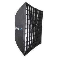 Phottix Pro Easy Up HD Umbrella Softbox with Grid 90x90cm