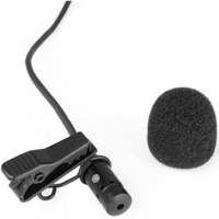 Saramonic XLavMic-C XLR Phantom Powered Lavalier Microphone 6m