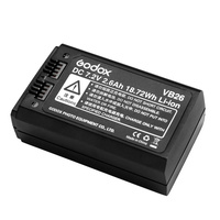 Godox VB26 Lithium Ion Battery for Godox V1 Camera Flash