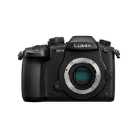 E.F.H. Panasonic GH5 Camera Body Only (equipment for hire only)
