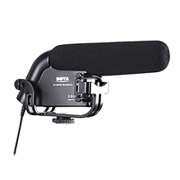 BOYA BY-VM190P SUPER-CARDIOID SHOTGUN MICROPHONE (PRO VERSION)