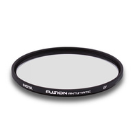 HOYA 55MM FUSION UV FILTER (ANTISTATIC)
