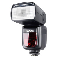 GODOX SPEED LIGHT FLASH VING V860IIN TTL KIT FOR NIKON LITHIUM-ION BATTERY VB18 INCLUDED