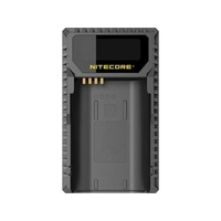 Nitecore ULSL USB Charger for Leica BP-SLC4