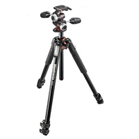 Manfrotto MT055XPRO3 with XPRO 3-Way Pan/Tilt Head Tripod Kit