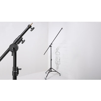 Muraro Boom Stand With Arm MUB01SB (Made in Italy)