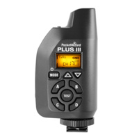 PocketWizard Plus III Transceiver