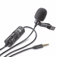 BOYA BY-M1 Lavalier Mic with 3.5MM TRRS plug