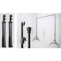 E.F.H. Muraro 280cm Backdrop Support Kit MU031-01