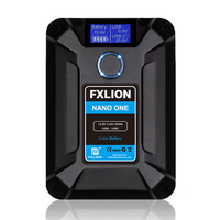 Fxlion NANO ONE 50Wh 14.8V V-Mount Battery with USB Output