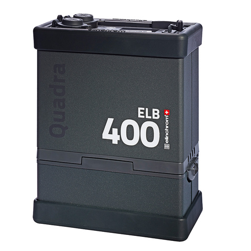 Elinchrom ELB 400 Pack and Battery