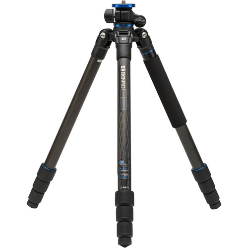 Benro Go Plus Travel Carbon Fibre Tripod FGP28C